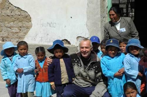 Auch die Kinder von Esmoraca und Talina danken Ihnen